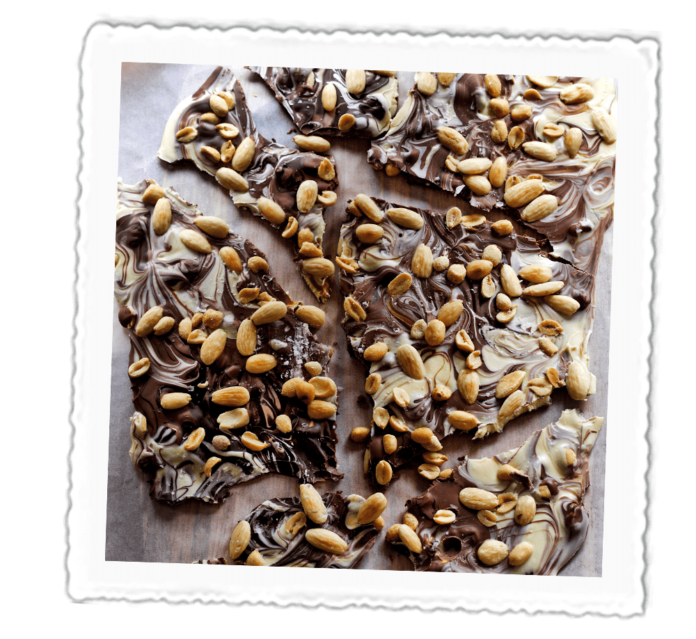 Crazy Jack Chocolate Bark