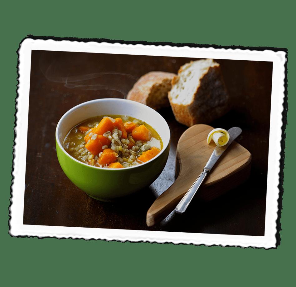 Chunky Butternut Soup