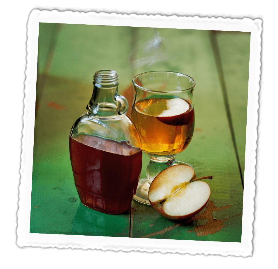 Mulled Cider Qyrup