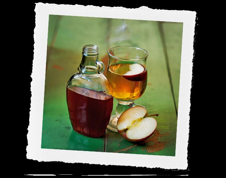 Mulled Cider Syrup