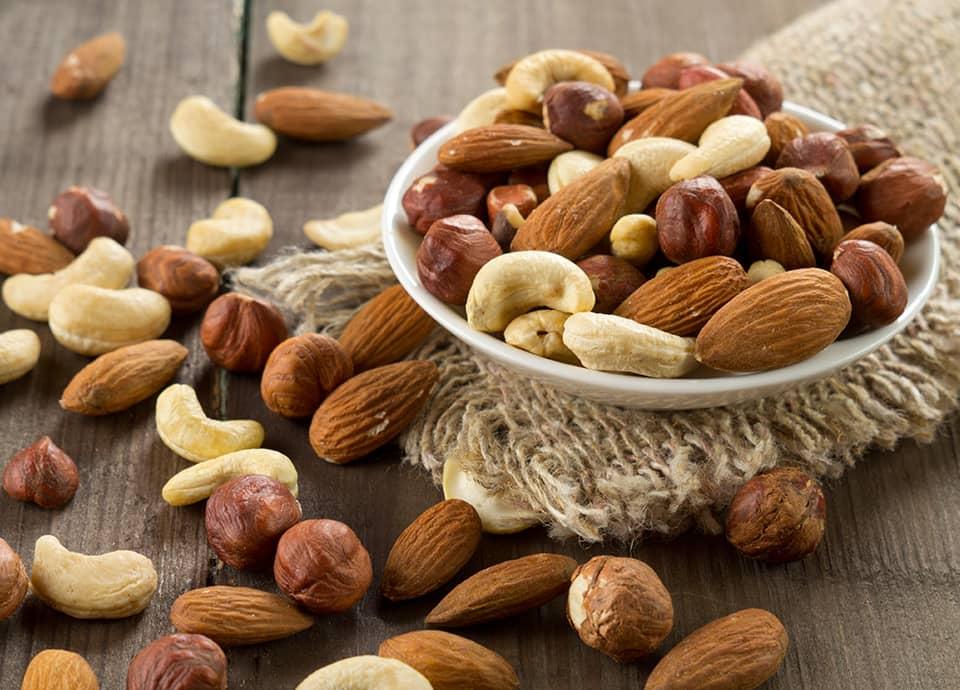 Organic Mixed Nuts