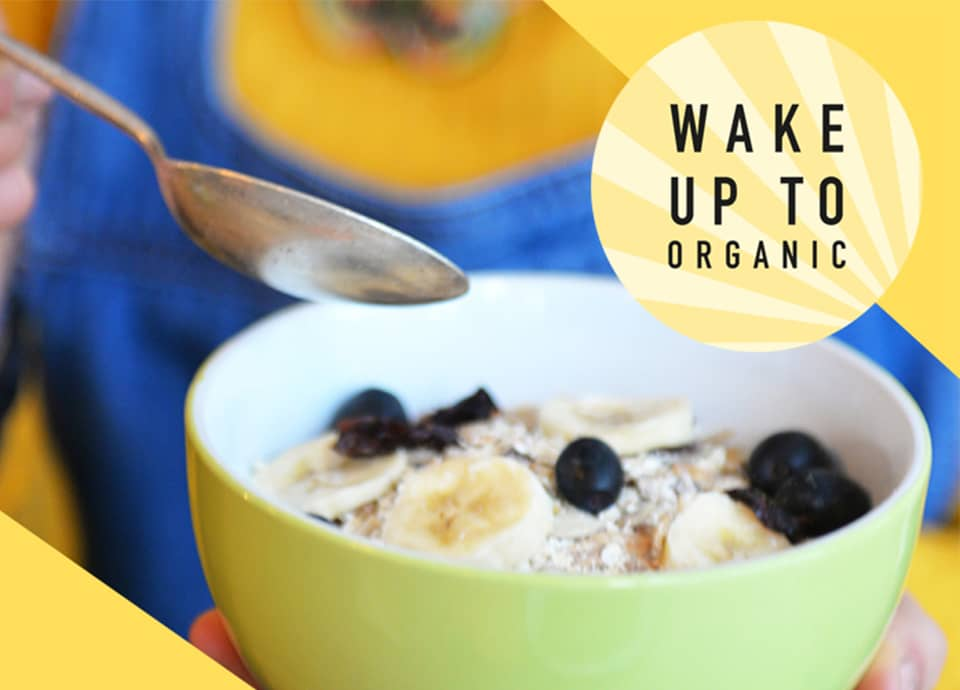 Wake Up to Organic
