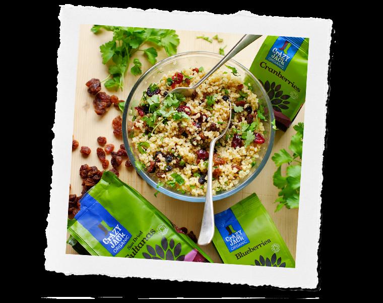 Jewelled Salad