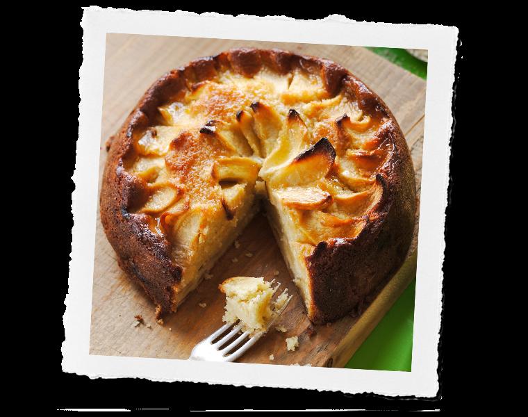 Calvados Cake