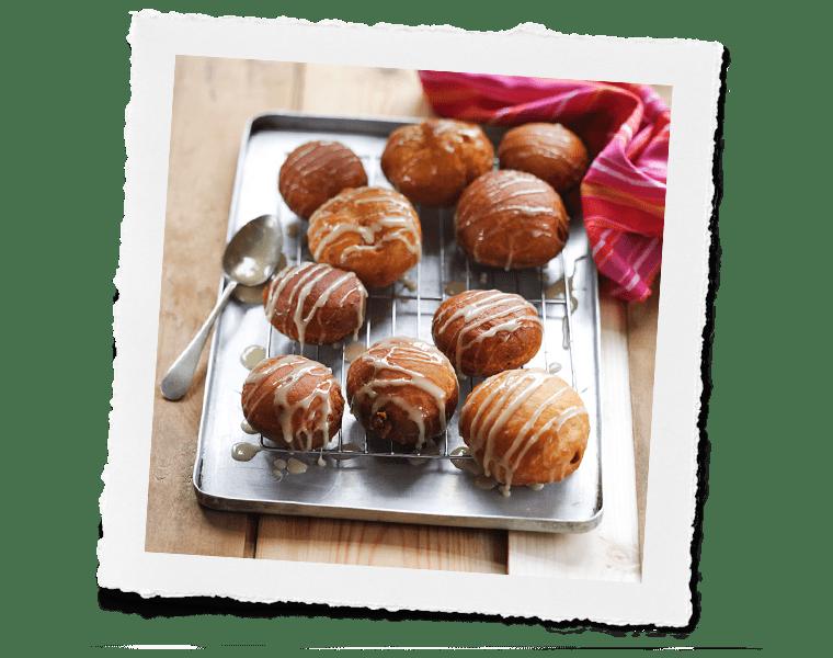 Date Doughnuts